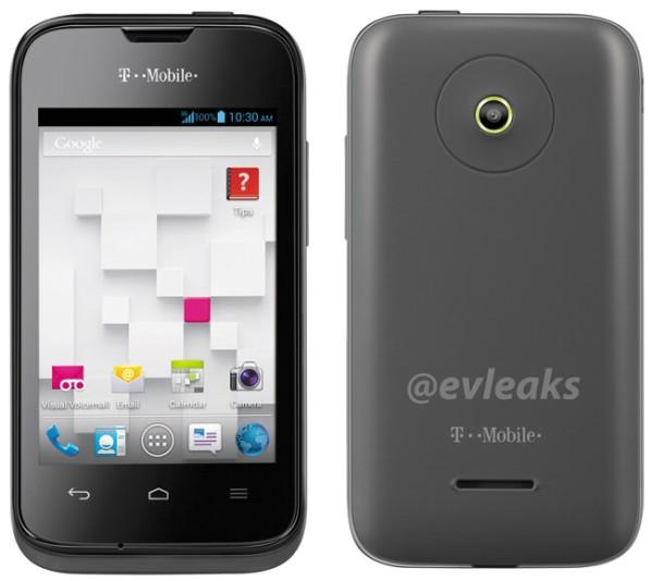 T-Mobile Huawei Prism II U8686
