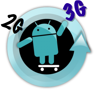 shift to 2G network