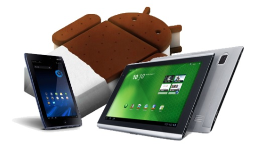 Acer Phones & tablet PCs
