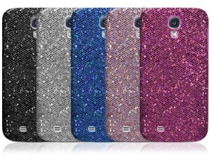 BoxWave Glamour & Glitz Case for Galaxy S4