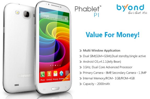 Byond Phablet P1