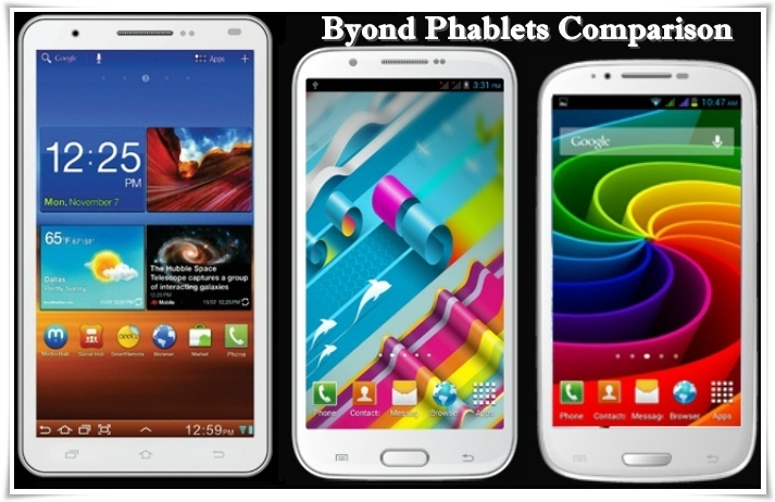 Byond Phablet Phones