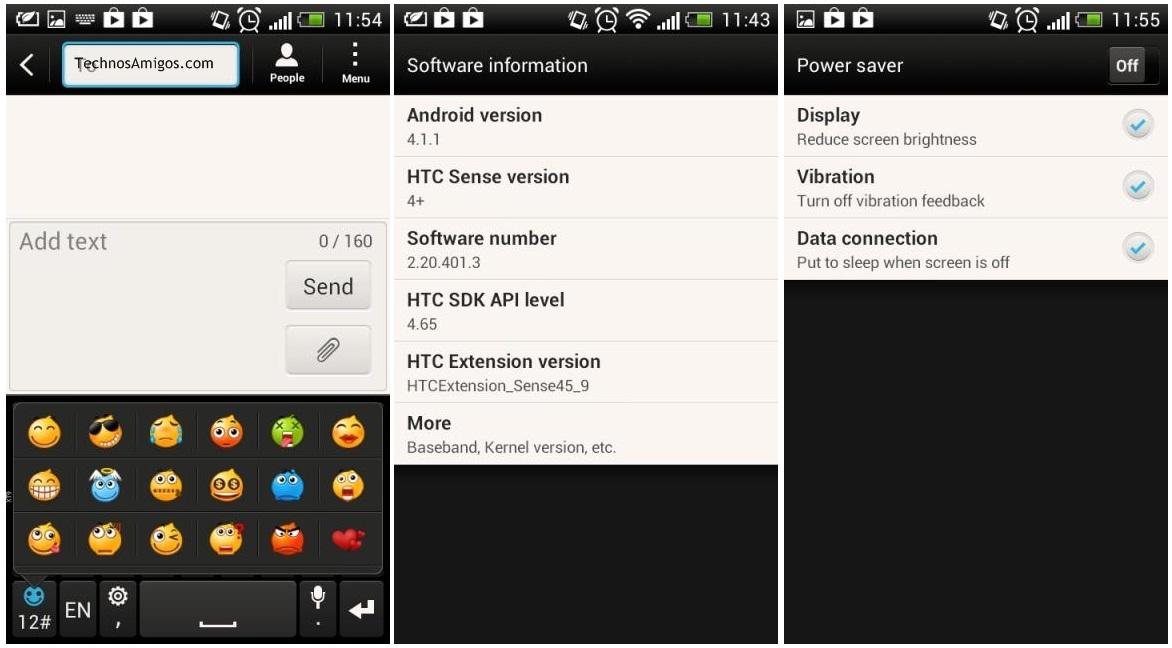 HTC Desire X Update