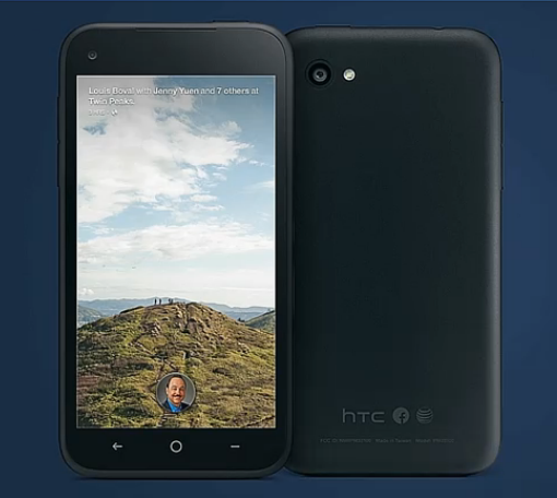 HTC First - M4 Close Variant