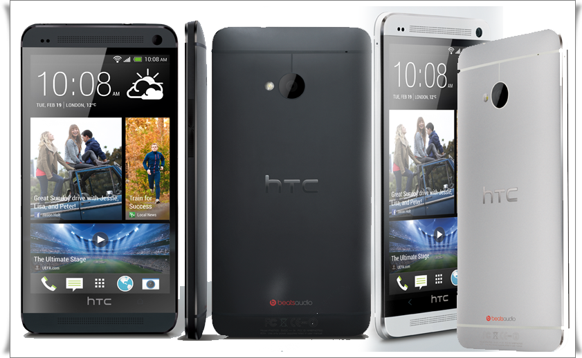 HTC One Australia