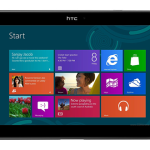 "HTC Windows Tablet with 10.1"" Full HD Display Arriving Soon"