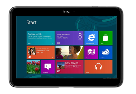 HTC Windows Tablet