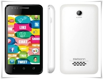 Karbonn A2+ phone