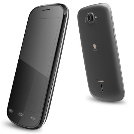 Lava Iris 455 Phone