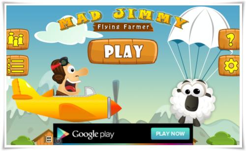Mad Jimmy – Flying Farmer