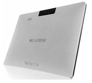 Milagrow Tab Top 7.4Dx