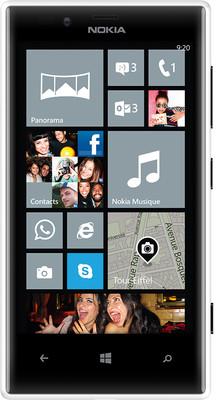 Nokia Lumia 720 NFC