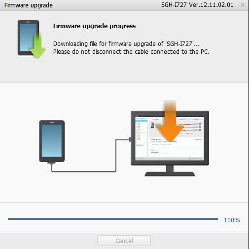 Samsung Galaxy S II Skyrocket Update