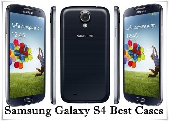 Samsung Galaxy S4 Cases & Covers