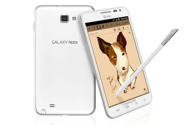 AT&T Samsung Galaxy Note SGH-I717