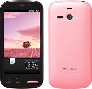 Aqus Phone SS 205SH