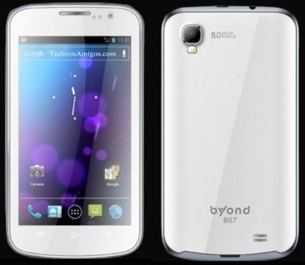 Byond B67 White