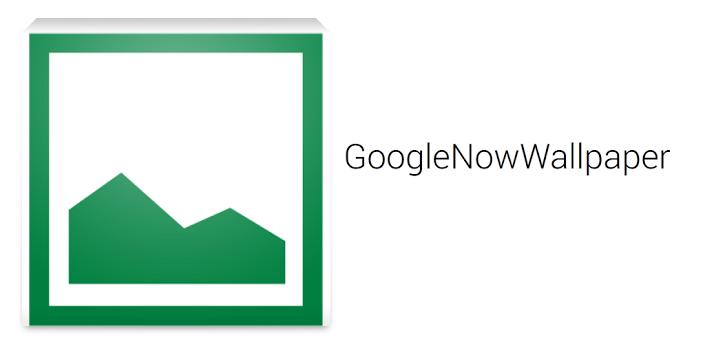 Google Now Wallpaper