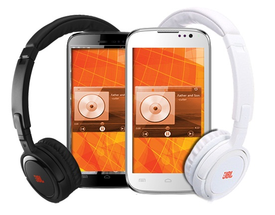 Micromax Canvas A88 Music