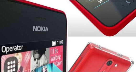 Nokia Asha 501 Phone