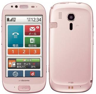 Raku-Raku Smart Phone 2 F-08E