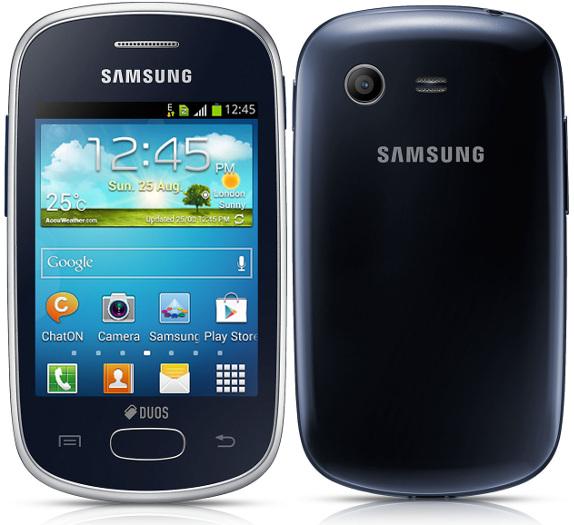 Samsung Galaxy Star Duos GT-S5282