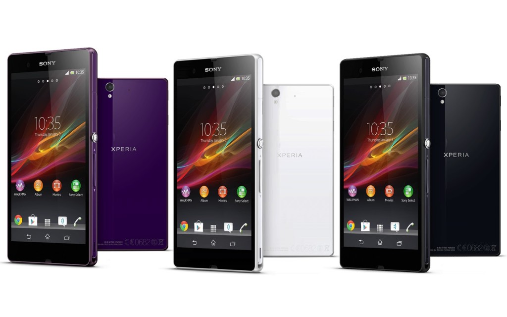 Sony Xperia C phone