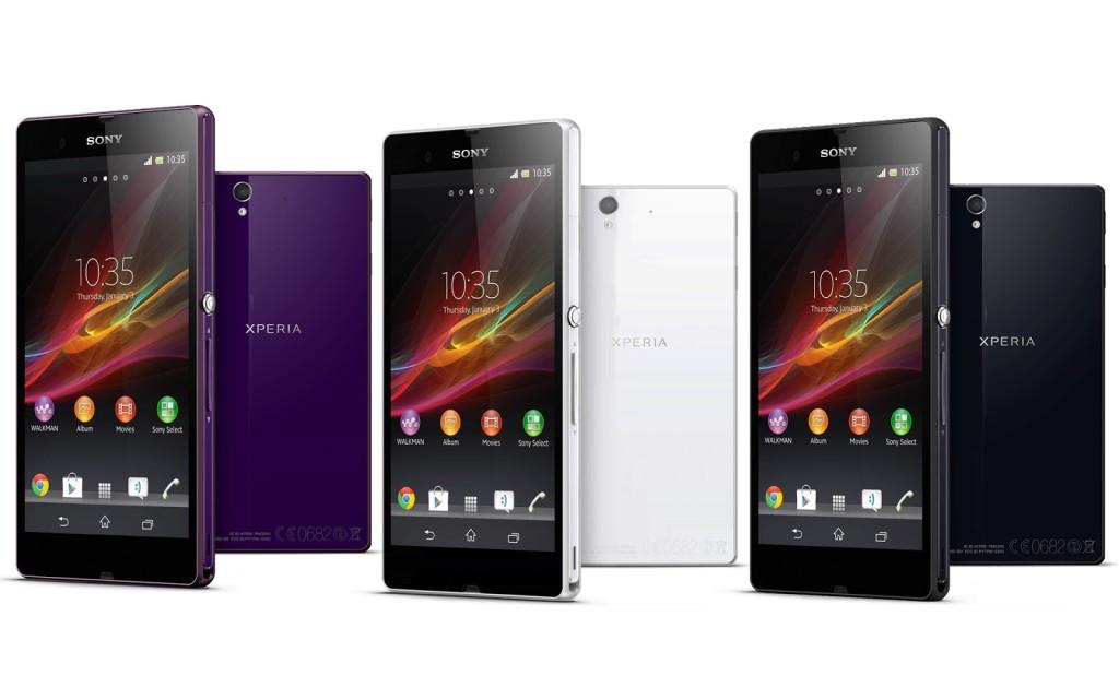 Sony Xperia C phone