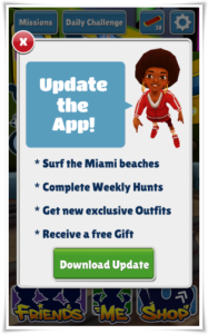 Subway Surfer Miami Nick