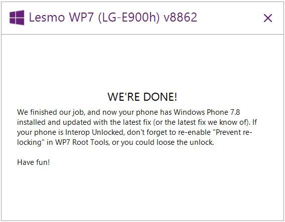 Windows 7.8 Update Tool