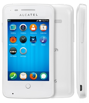 Alcatel One Touch Fire Firefox