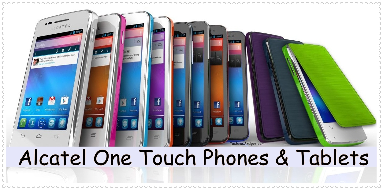 Alcatel One Touch Phones