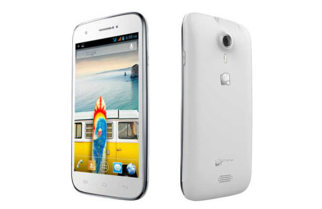 Micromax Canvas Lite A82