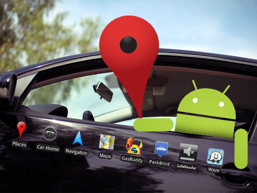 Top Android car apps