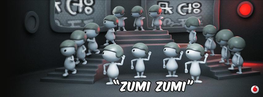 Zumi Zumi Vodafone Song
