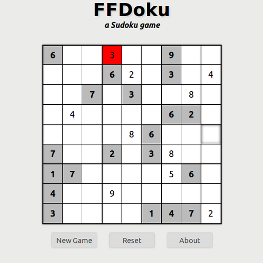 FFDoku