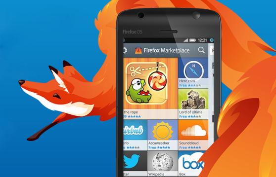 Firefox OS Apps