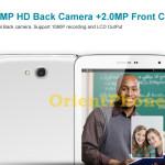 OrientPhone N7 Camera