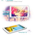 OrientPhone N7 Display