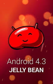 Sony Android 4.3 Jelly Bean