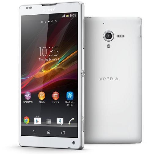 Sony Xperia ZL Phone
