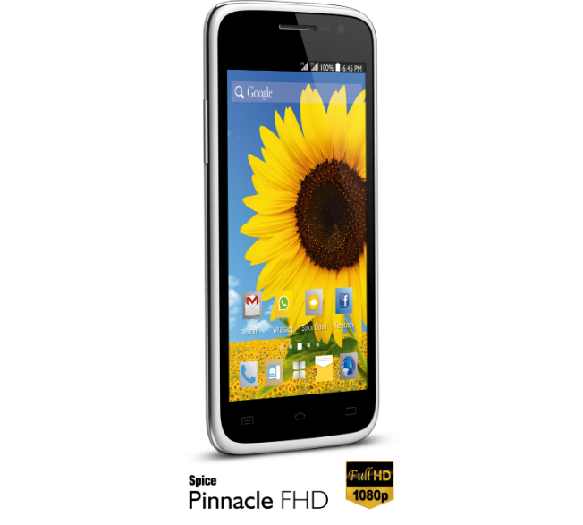 Spice Pinnacle FHD