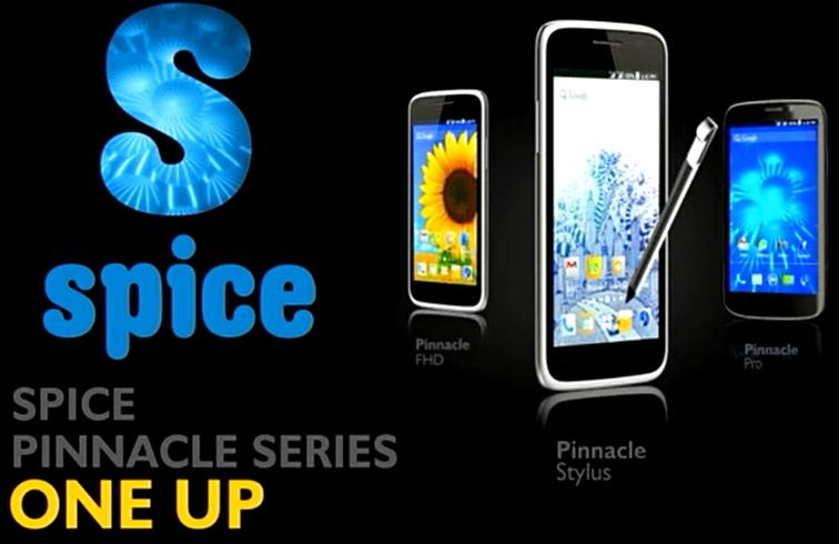 Spice Pinnacle Series