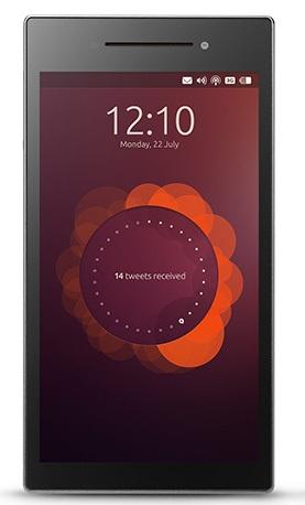 Ubuntu Edge Phone Pic