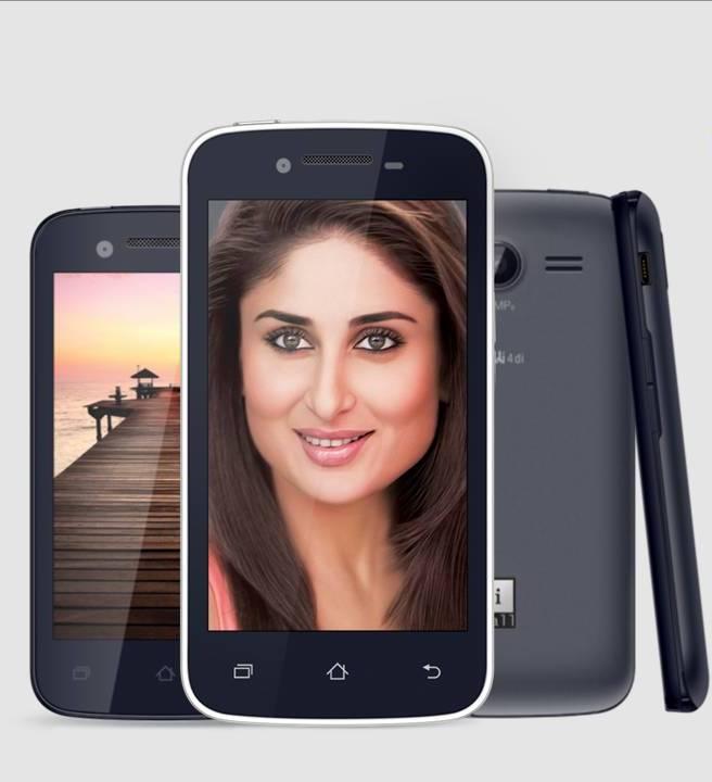iBall Andi 4Di phone