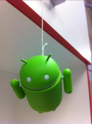 Android Phone Hang