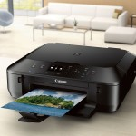 Canon Pixma MG5520 & MG7120 All-In-One Inkjet Photo Printers Launched – Review