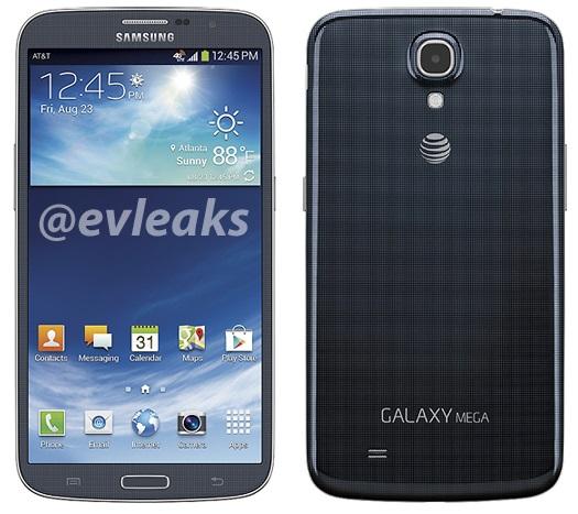 Galaxy Mega 6.3 SGH-i527
