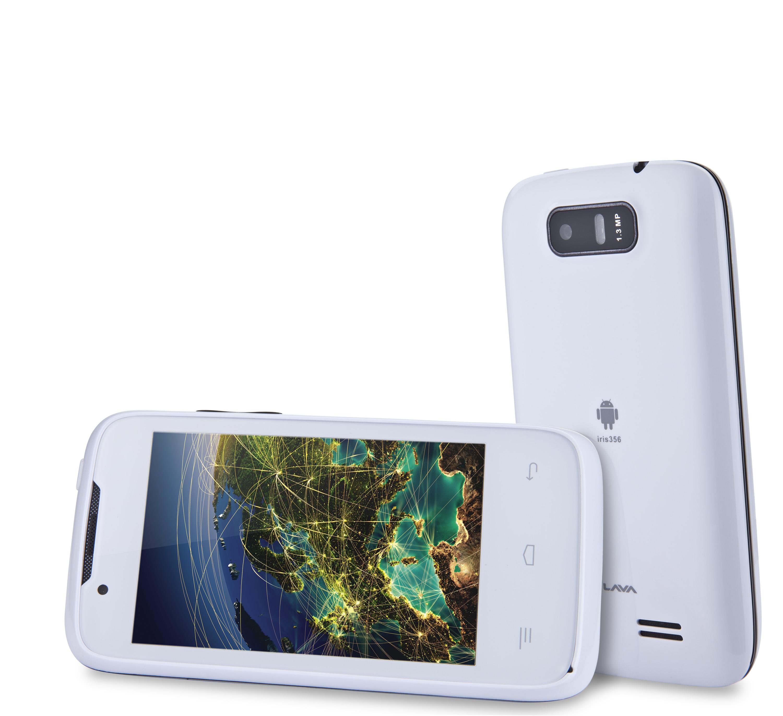 LAVA iris 356 Phone