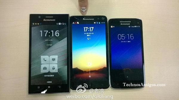 Lenovo S898T Phone